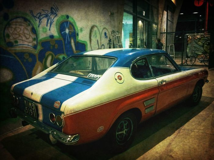 Vintage Car Art Paratissima 9 - Pix Art Games