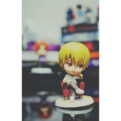 Fate Zero Figurines. ? Allshots_ FollowFollowFollow Ig_singapore Gf_singapore ig_anime igersoftheday insta_republic mobilephotography photooftheday photo4u_no picoftheday sgig webstagram samsung. ? Singapore japan japanese anime fatezero figurines cute small blonde nikon.