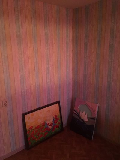 No filter Indoors  Furniture Wall - Building Feature No People Textile Pattern Home Interior