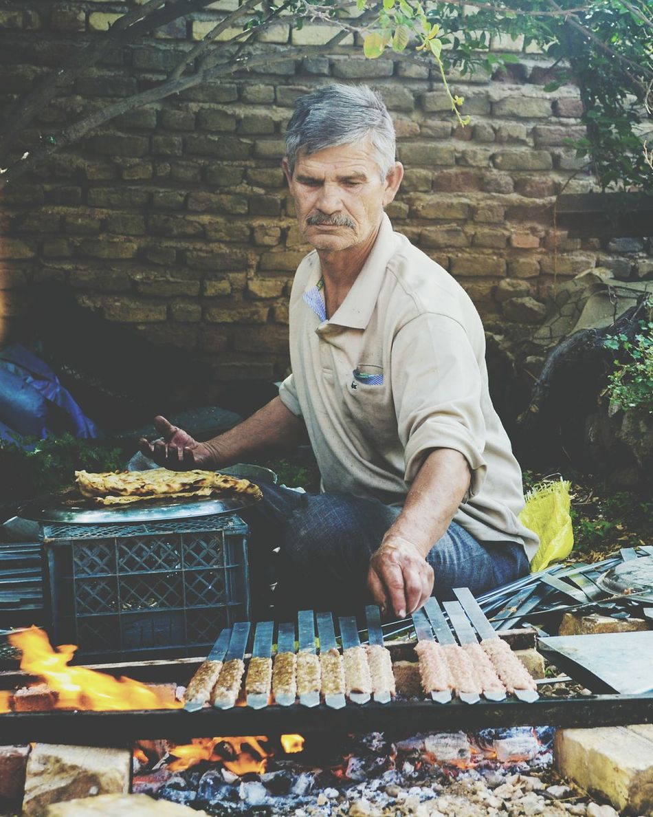 Check This Out Making Kebab Persian Food Enjoying Life Making Food Food Garden Outdoor Photography Telling Stories Differently My Favorite Photo Showcase April Spring Time Spring Popular in Shiraz🍷 , Iran The Street Photographer - 2016 EyeEm Awards The Photojournalist - 2016 EyeEm Awards The Portraitist - 2016 EyeEm Awards Street Food Worldwide