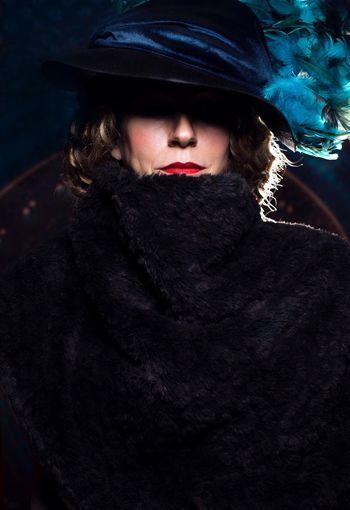 Mysterious woman Beautiful Woman Fashion Women Portrait Mystery First Eyeem Photo