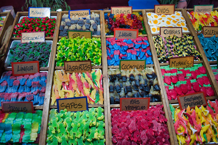 Gums and sweets Gums And Sweets Gums Close Up Variety Choice Variation Retail  Abundance Large Group Of Objects For Sale Market Retail Display Sweet Food Sweet Kids Love Sweets Colorful Candyshop Candy Store Suger Cane Suger