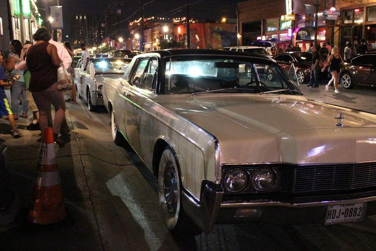Night City Car