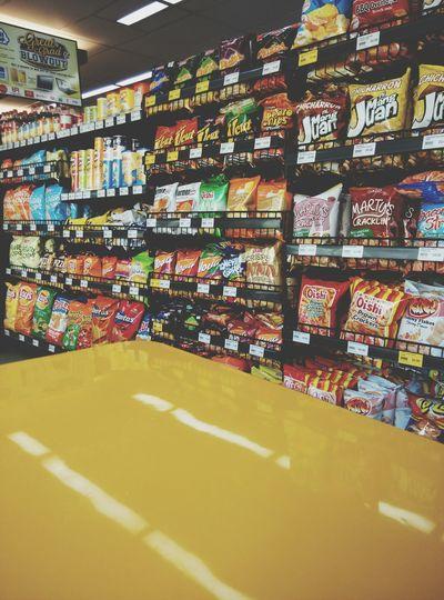 Chips JUNKFOOD Convenient Store Ministop Eyeem Philippines