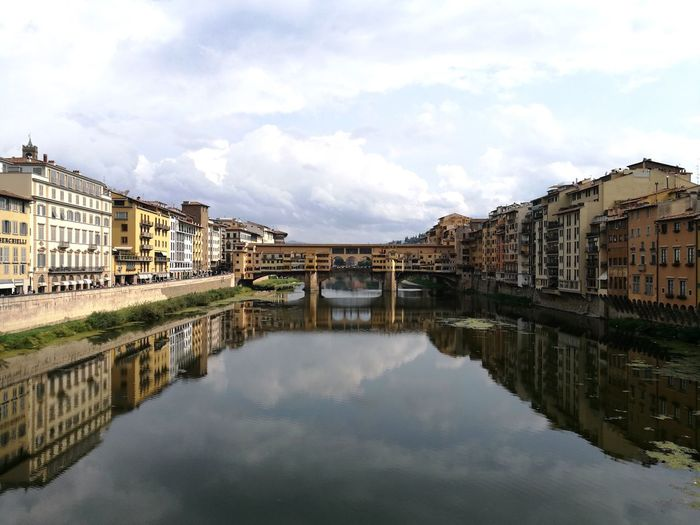 View of Ponte Vecchio The Week On EyeEm EyeEmNewHere Lost In The Landscape