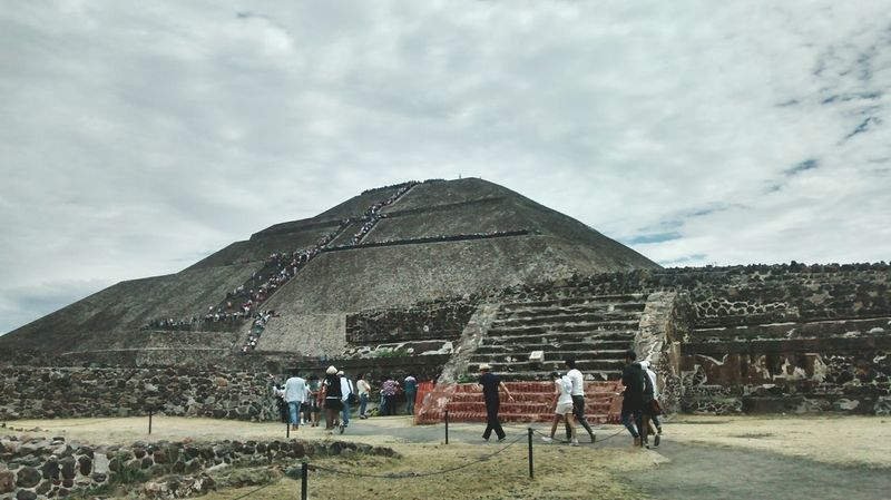 ❤ Piramide Del Sol Mexico, D.F. Goals😢👌