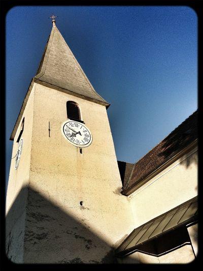 Parish church of Lind, Austria, 11th century.