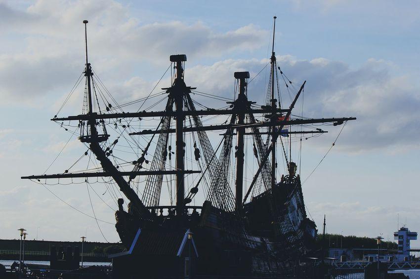 Ship Water Nederland Eyeem Sea
