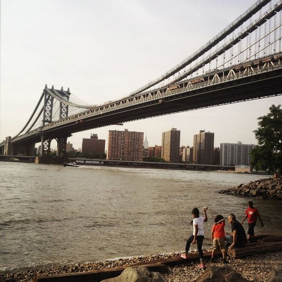 Dreaming Taking Photos New York Manhattan River Hudson River Kids Streetphotography