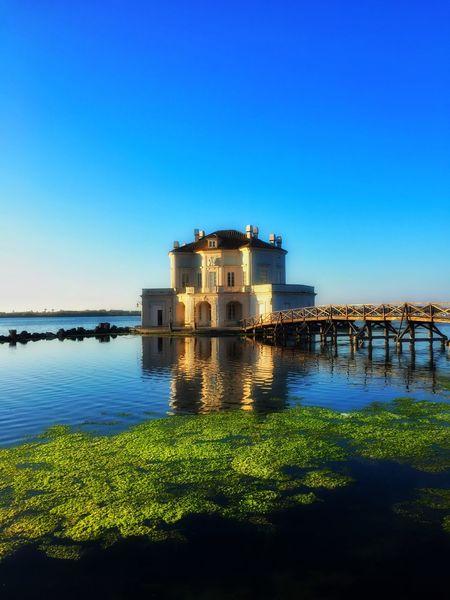 Casina vanvitelliana Lago Fusaro Landscape Architecture