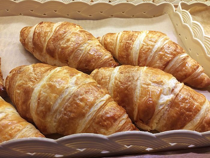 EyeEm Selects sweet eat Croissant candy food shop Croissant French Food Food Baked Bread Food And Drink Gourmet Brown Freshness Baked Pastry Item Close-up Breakfast Puff Pastry No People Healthy Eating Indoors  Bakery Loaf Of Bread Ready-to-eat Day