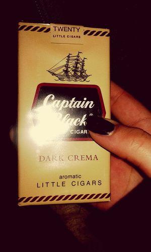 CaptainBlack Harika Mmm ÇİKOLATAA Tadı ^_^