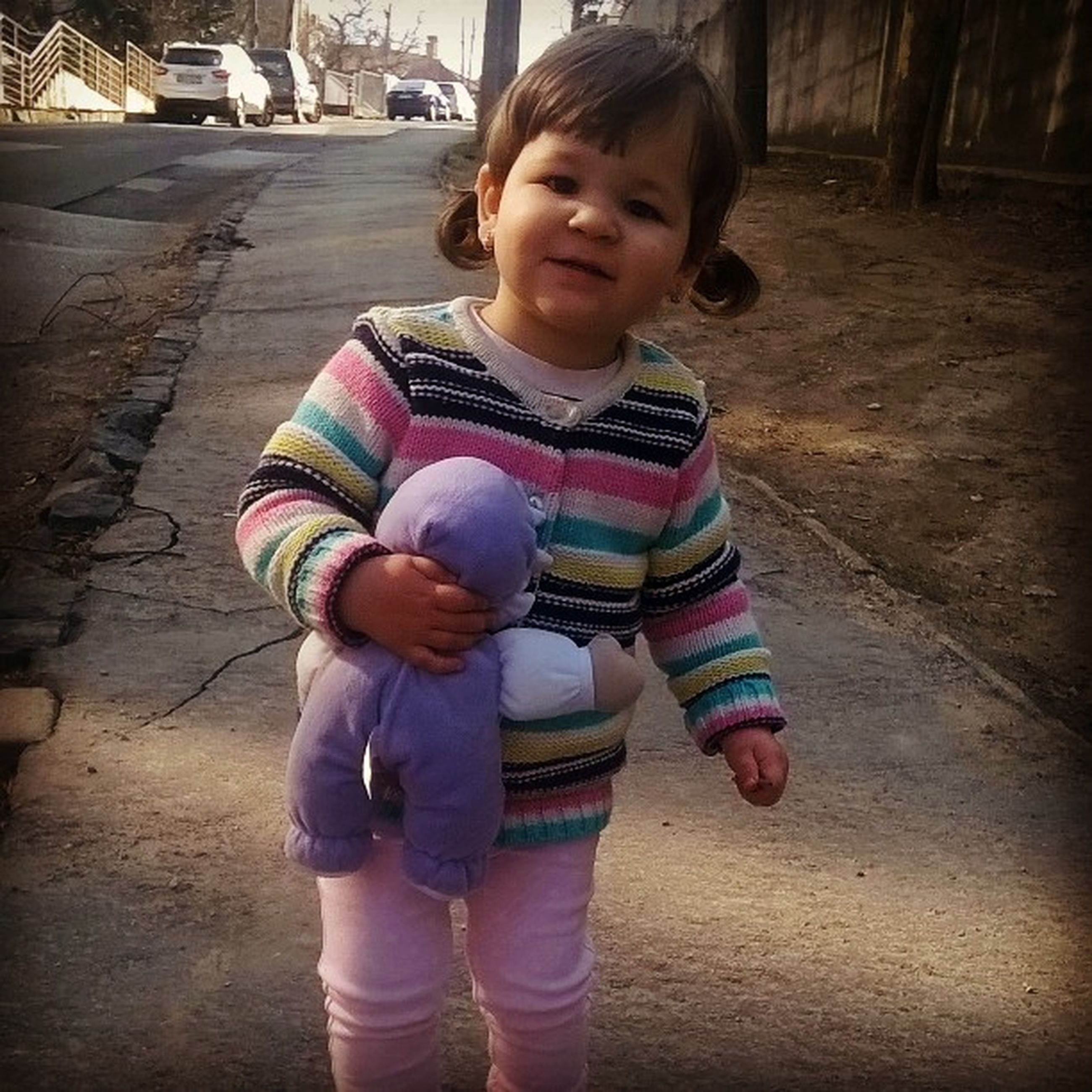 childhood, elementary age, boys, person, innocence, cute, lifestyles, girls, casual clothing, full length, leisure activity, portrait, happiness, looking at camera, front view, preschool age, smiling, togetherness