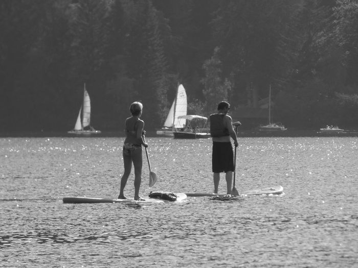 Leisure Activity Nature Real People Sport Vacations Water Weekend Activities
