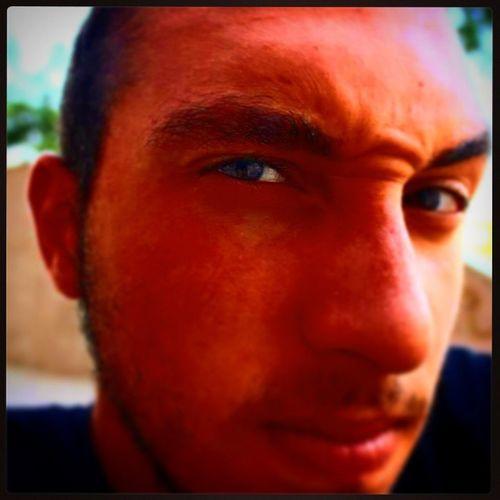 Blue Eyes Devil Atituderude