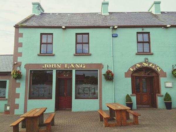 Irish Pub Architecture