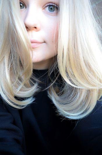 Blonde Blue