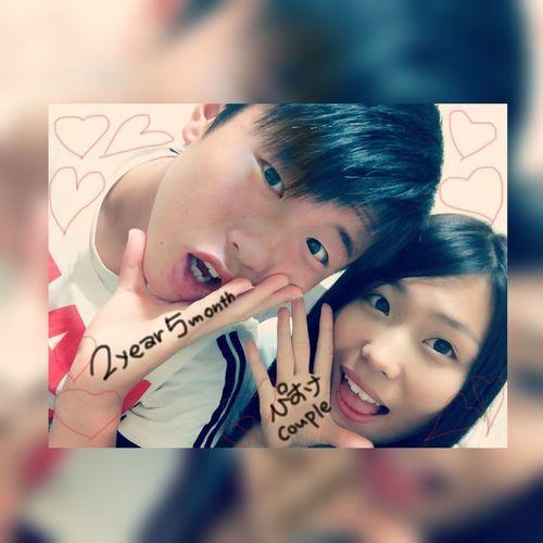 Pisuke 4.4 記念日 9.4 2year5months♡
