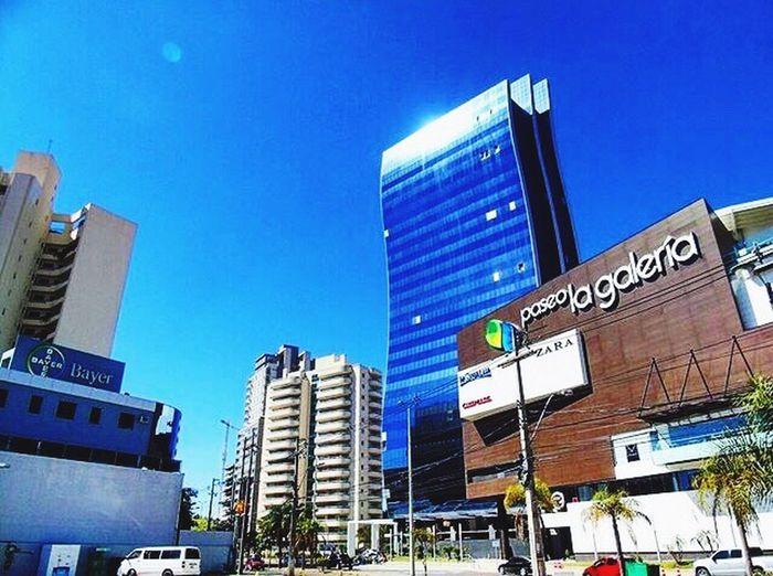 PaseoLaGaleria Asunción Paraguay South America
