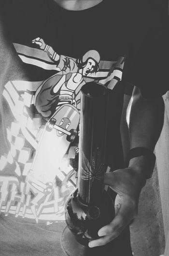 Dope Doppeee daE U¶ Black * White Photograph