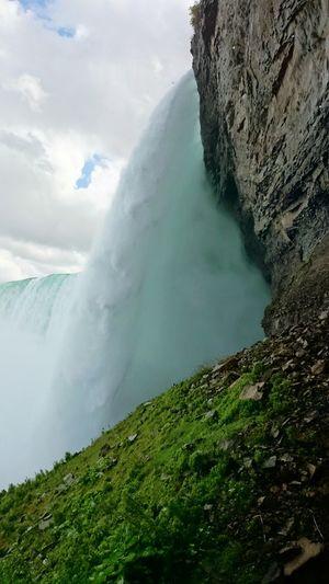Falls Cloud -