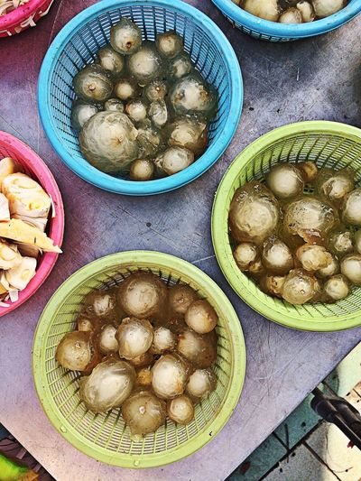 One kind of mushroom. Only in Borneo. Local Food Exotic Food Exotic Mushroom Food Healthy Eating Food And Drink Freshness High Angle View No People Plate Indoors  Day Close-up EyeEmNewHere Food Stories