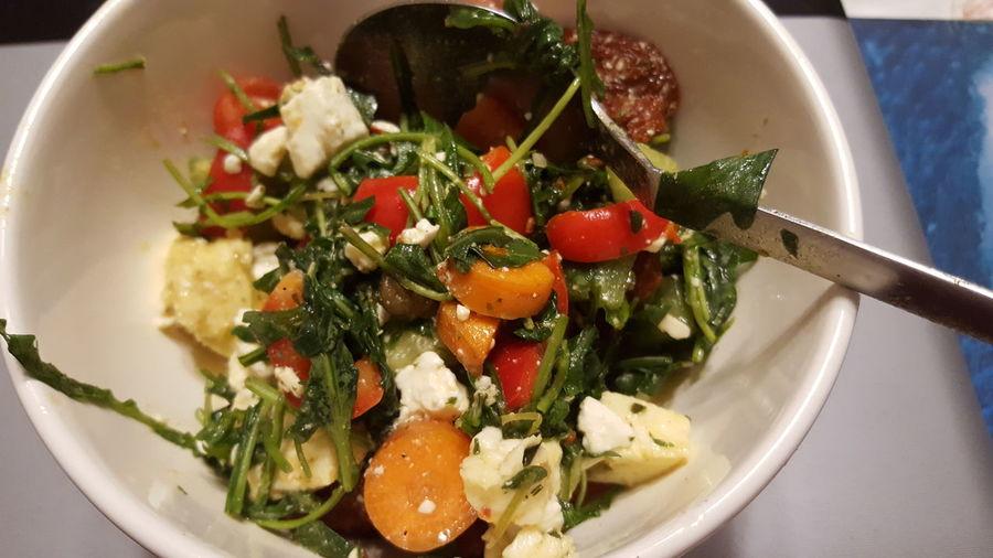 Food Indoors  Photography Lieblingsteil No People Home Sweet Home ♥ Indoors  Food Photography Salat Healthy Eating Salad