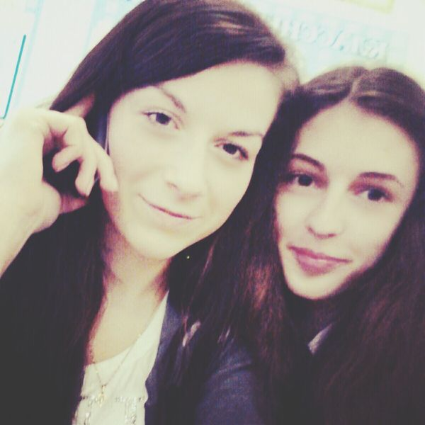 just a photo) Cute Girls School