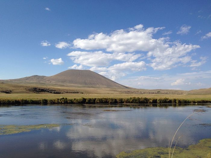 Armenienien] Armenia Vulkan Volcano Hochebene Vardenis