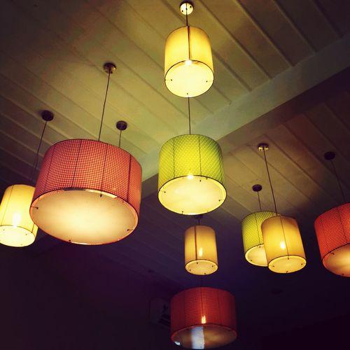 Colorfullamp Hanginglamp Geomatric