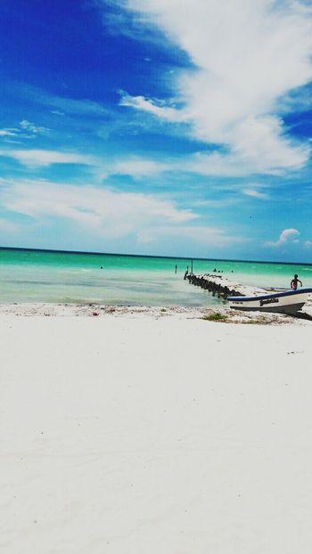 Holbox Holbox The Paradise Holboxisland Cancun Mexico Ocean