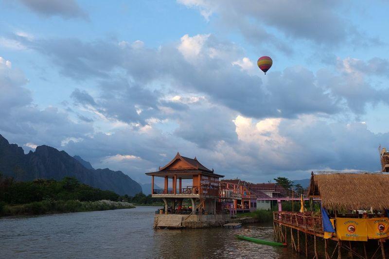 Balloon Cloud - Sky Balloons Viewpoints