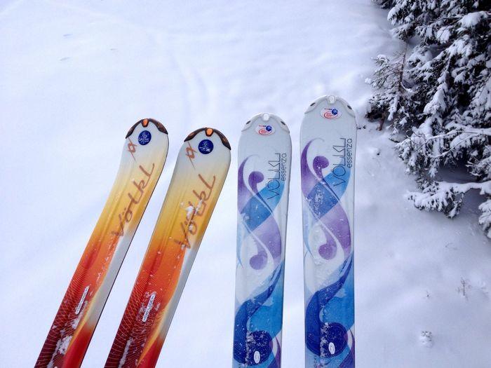 Skiing Snow Snowday Having Fun