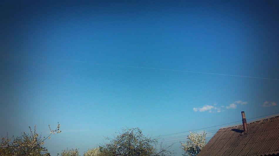 небо⛅️ голубое смотри вверх наслаждение цветом солнечное только фото безфильтра