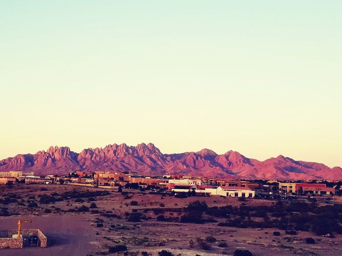 Mountain Desert Outdoors Clear Sky Las Cruces Organ Mountains The Great Outdoors - 2018 EyeEm Awards