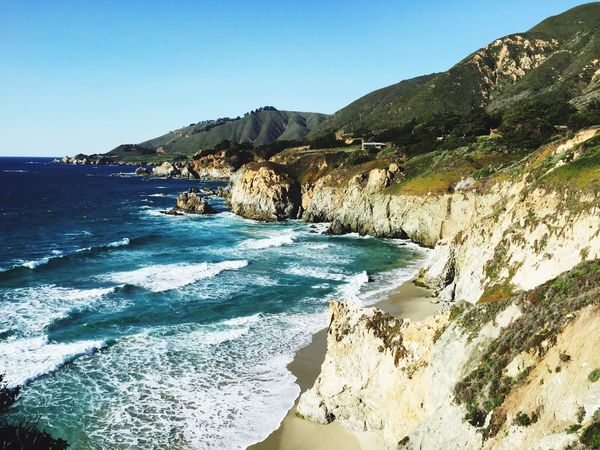 Road Trip States Carmel California Amazing Hello World Travel First Eyeem Photo