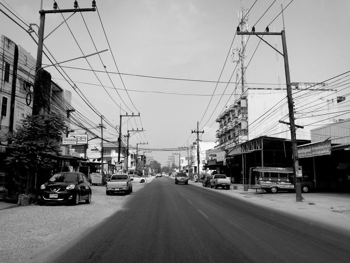Spotted In Thailand Journey Taking Photos ASIA Streetphotography Black & White Streetphoto_bw On The Road in Thailand