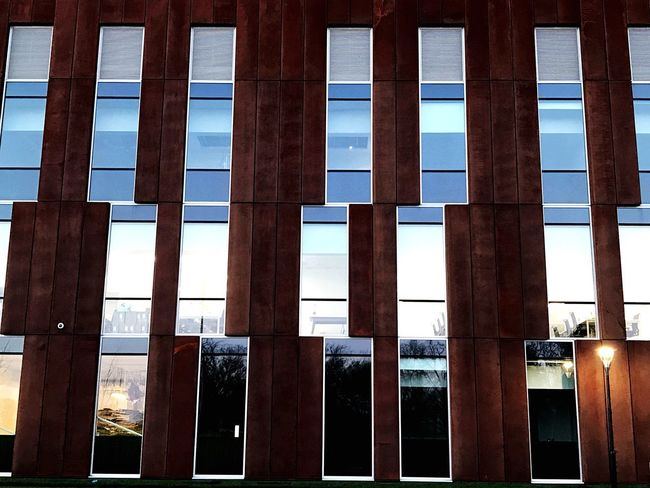 Offices building Architecture No People Built Structure Day Outdoors Sky Close-up Colour Your Horizn