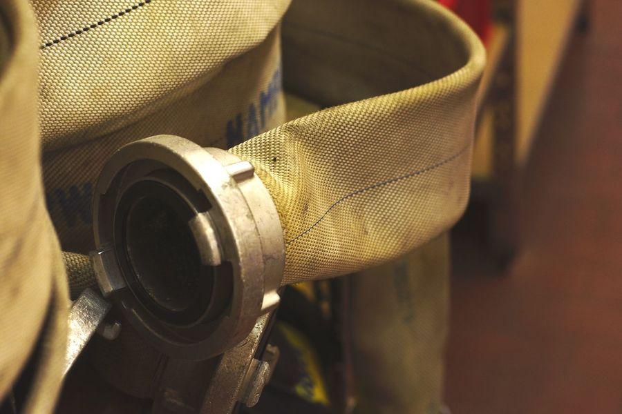Firehose Feuerwehr Firefighter Schlauch Hose Fire Engine Freiwillige Feuerwehr Feuerwehrschlauch