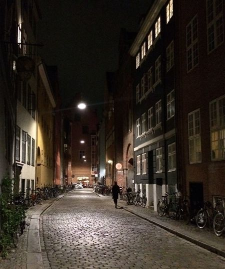 Friday Night in Copenhagen.