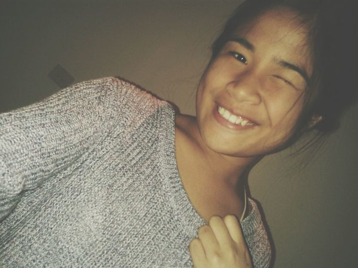 Missing the cold weather. ♥ Selfie