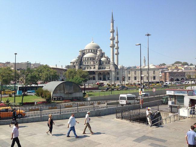 Yeni Cami Meydanı