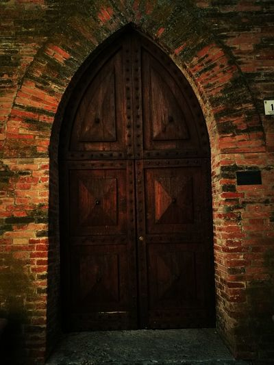 Door Closed Entrance Architecture Built Structure History No People Outdoors Doorway Building Exterior Close-up EyeEmNewHere Live For The Story