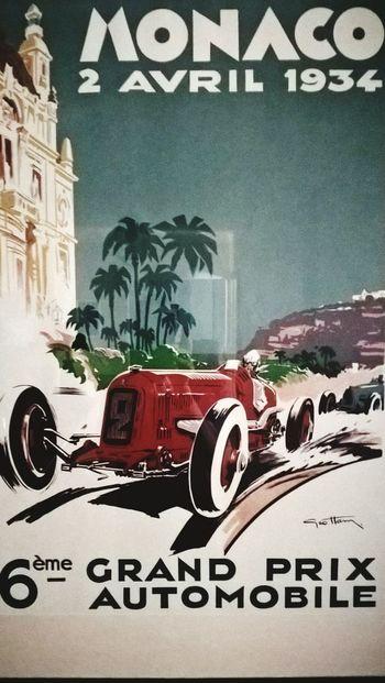 Grand Prix Historique Monaco Grand Prix