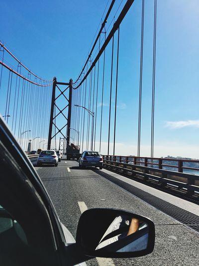 25 de Abril's Bridge Bridge 25 De Abril 25 De Abril Bridge