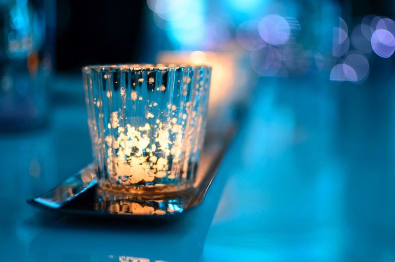 Candlelight reflections in crystal and gold Selective Focus Indoors  Close-up No People Freshness Textures And Surfaces Candle Crystal Glassware Glass Silver  Tray Religion Spirituality Peace Unity Winter Holidays Seasons Greetings Always Be Cozy Christmas Light Hope Inspirational