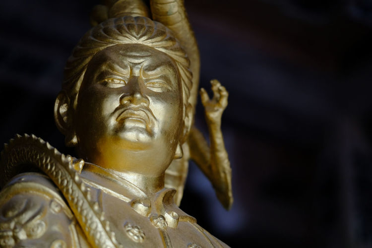 Camera:FUJIFILM X-PRO2 LENS:XF50-140mm f2.8 R LM OIS WR Art Art And Craft Buddha Carving - Craft Product Close-up Craft Creativity Focus On Foreground History Human Representation Religion Sculpture Spirituality Statue The Portraitist - 2016 EyeEm Awards