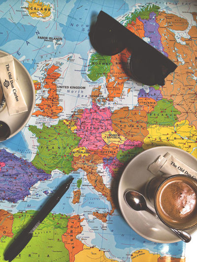 Planning something... 🌲🚐🌲 Planning Planning A Trip Map Coffee Coffee Time Europe