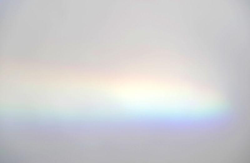 Defocused image of sky
