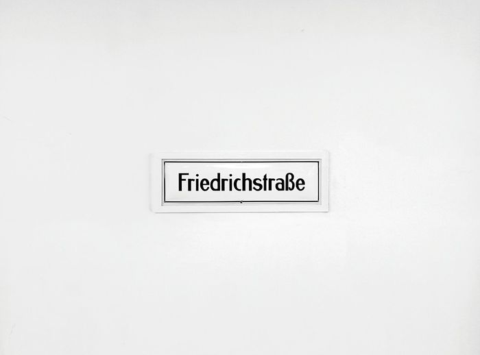 Day 217 - Friedrichstraße Berlin Ubahn Public Transportation Blackandwhite Minimalism Lines 365project 365florianmski Day217